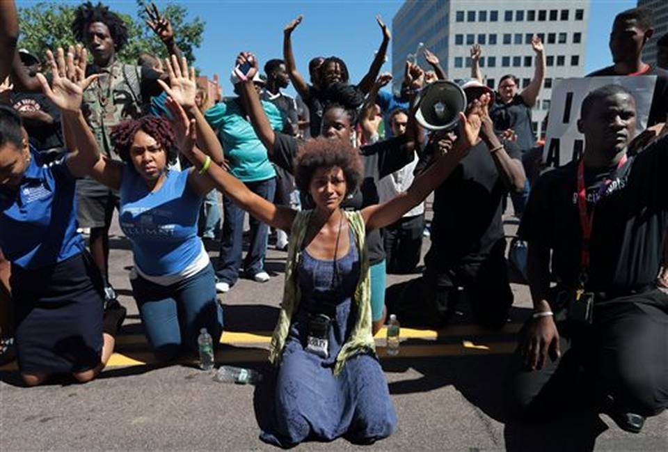 Image result for ferguson rally